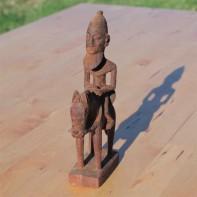 Dogon cavalier 21 x 14 cm (2)
